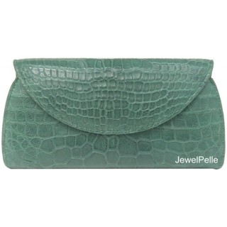 HB0222 belly crocodile bag
