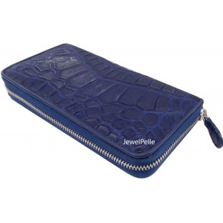 Belly crocodile wallet HB0261 navy