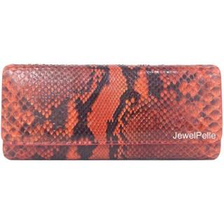 HB0037 snake clutch orange