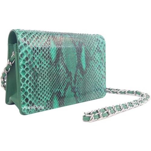 Snake hand bag HB0099 jade