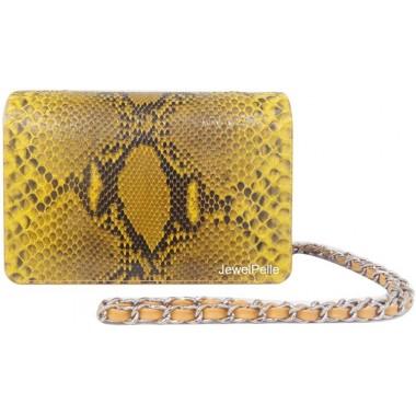HB0099 python bag yellow