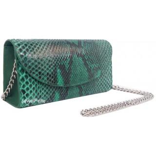 Snake hand bag HB0167 jade