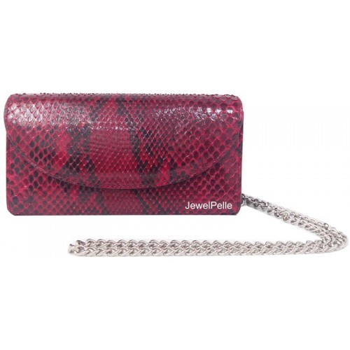 HB0167 python bag red