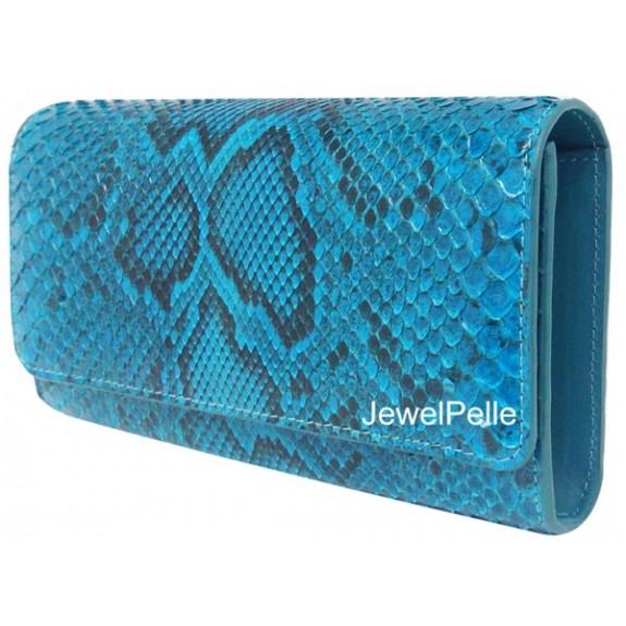 Python hand bag HB0168 ocean