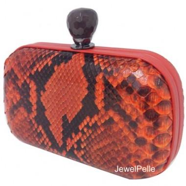 HB0181 snake clutch orange