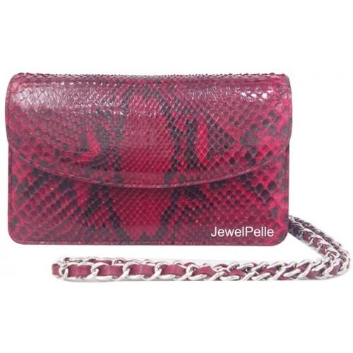HB0224 python bag red