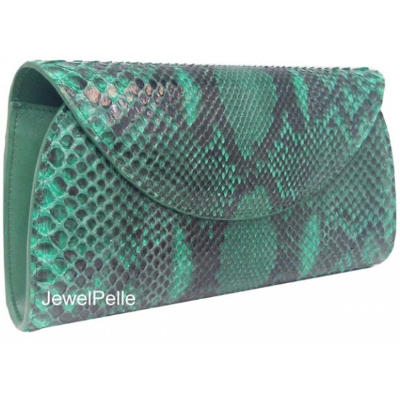 Snake hand bag HB0225 jade