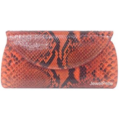 HB0225 snake clutch orange