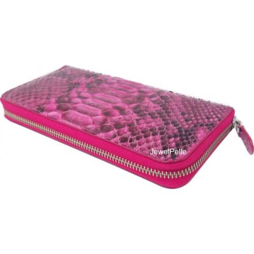 HB0367 python wallet pink