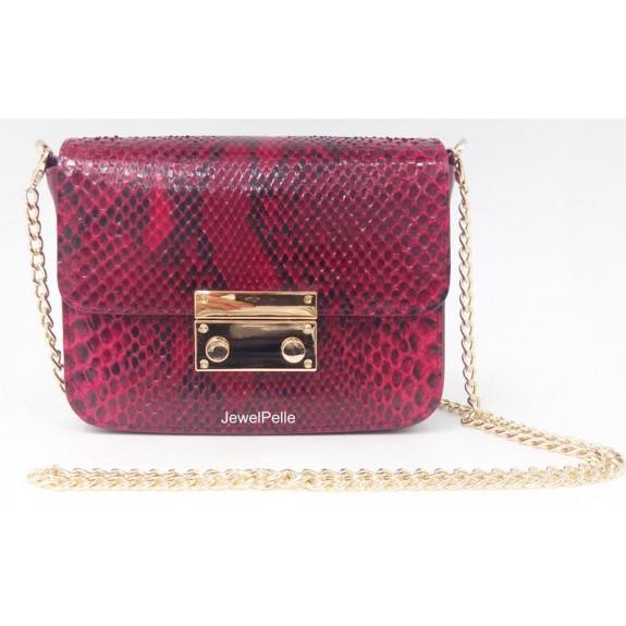 HB0481 python bag red