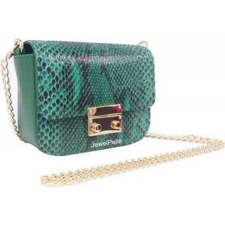 Snake hand bag HB0482 jade