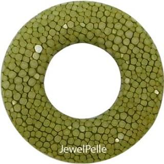 BE0003 stingray bead kiwi