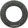 BE0004 stingray bead black