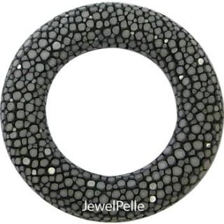 BE0004 stingray bead black