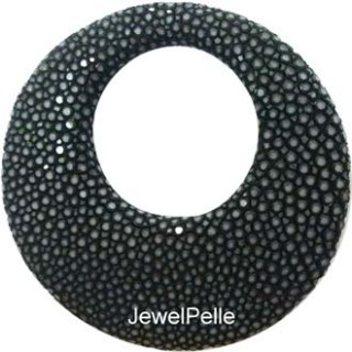 BE0055 stingray jewelry black