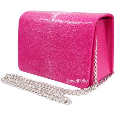 HB0335 stingray bag hot pink