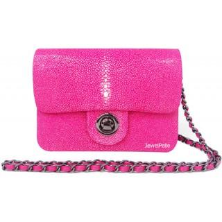 HB0359 stingray bag hot pink