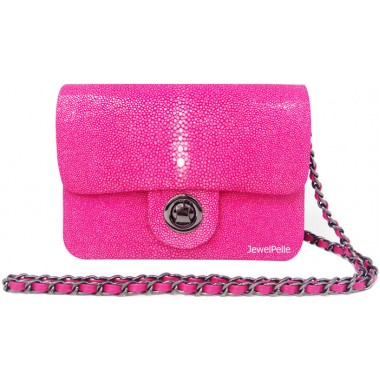 HB0359 stingray bag hot pink