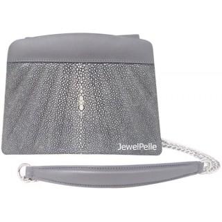 HB0448 stingray bag grey