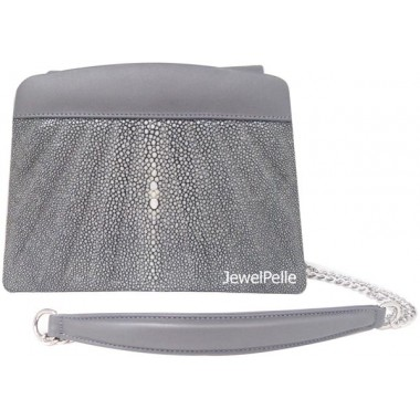 HB0448 stingray bag grey