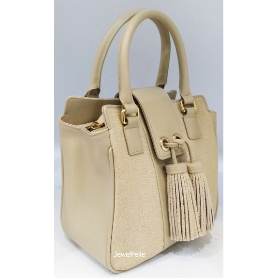HB0569 stingray lady bag white coffee