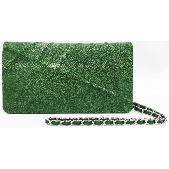 Stingray hand bag jade HB0787