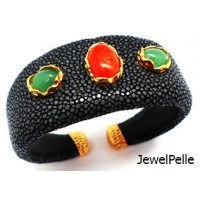 Stingray cuff BA0588 black