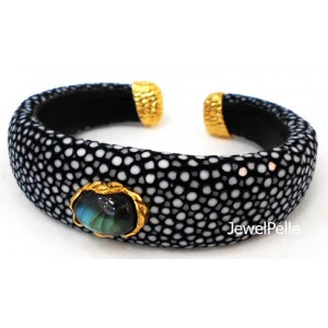 Stingray cuff BA0601 black