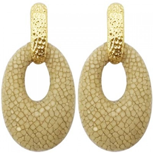 Stingray earring EA0243LB6