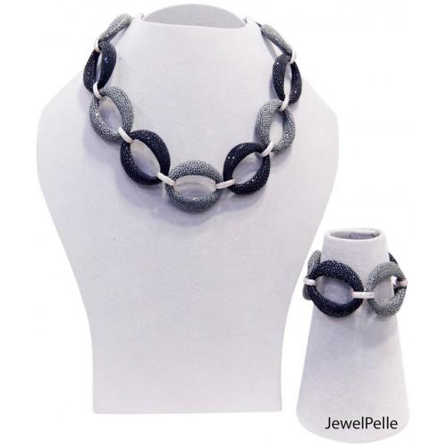 Stingray jewelry NE0404,BR0146