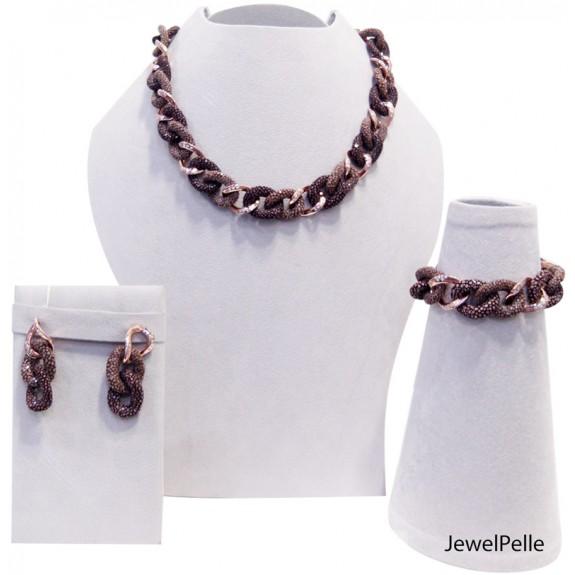 Stingray jewelry NE0445,BR0209,EA0211