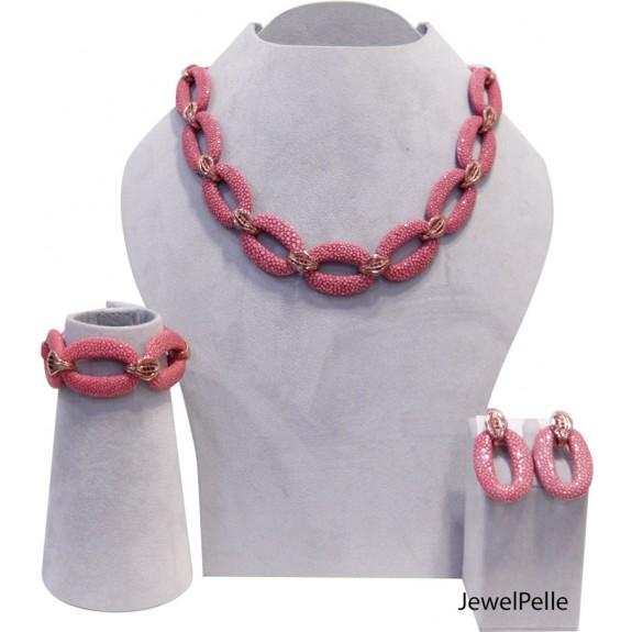 Stingray jewelry NE0447,BR0231,EA0231